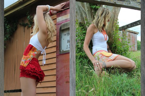 Retro Clothing and Recycled Clothing - Hannah Goes Retro